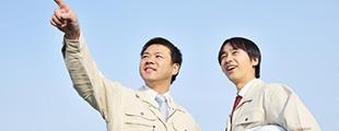 建設業の社会保険加入をご支援しますのイメージ